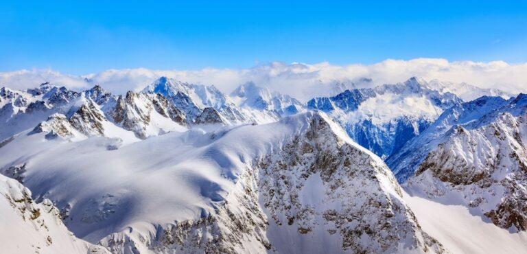 用缓慢的戀愛 品嚐阿爾卑斯山