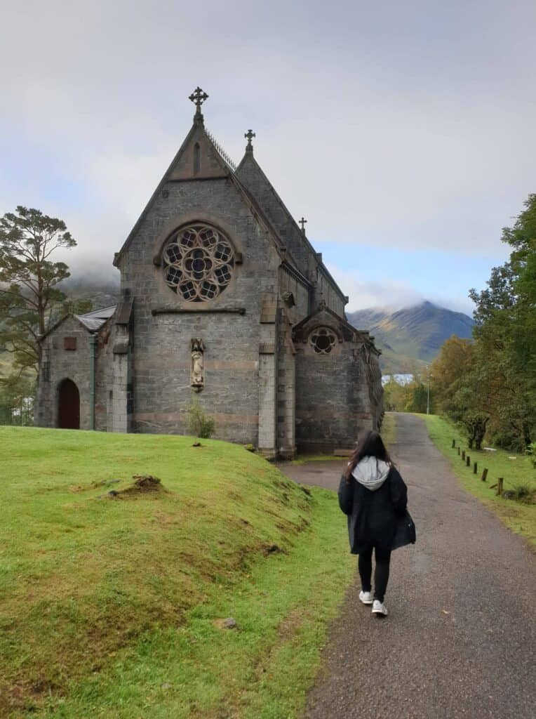 St. Mary & Saint Finnan Catholic Church
