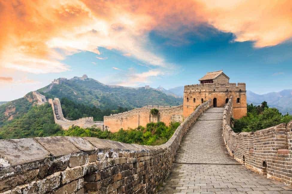 百年回望 千古不倒萬里長城 The Great Wall of China 2