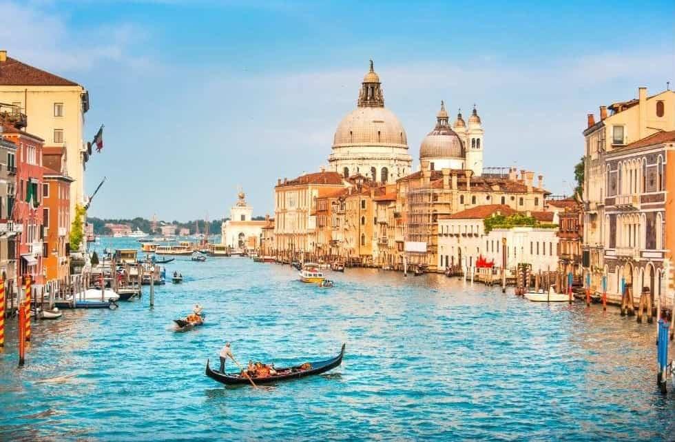 水之諸神 Venice