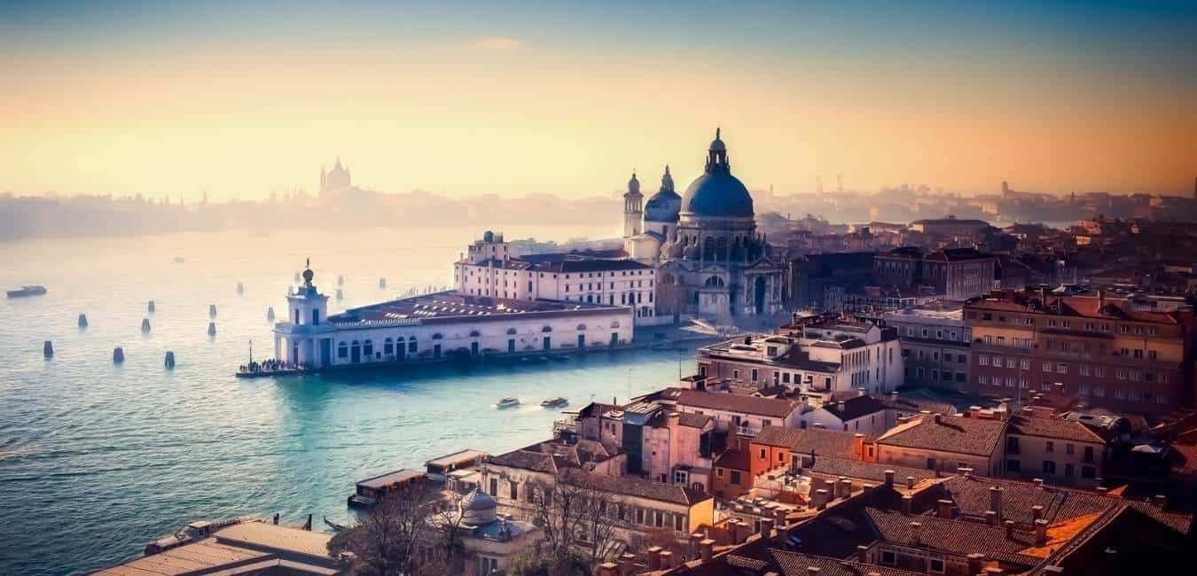 水之諸神 七水之都 意大利威尼斯(Venice)