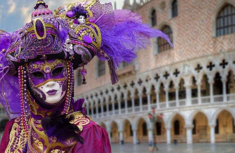 Venice 面具之城