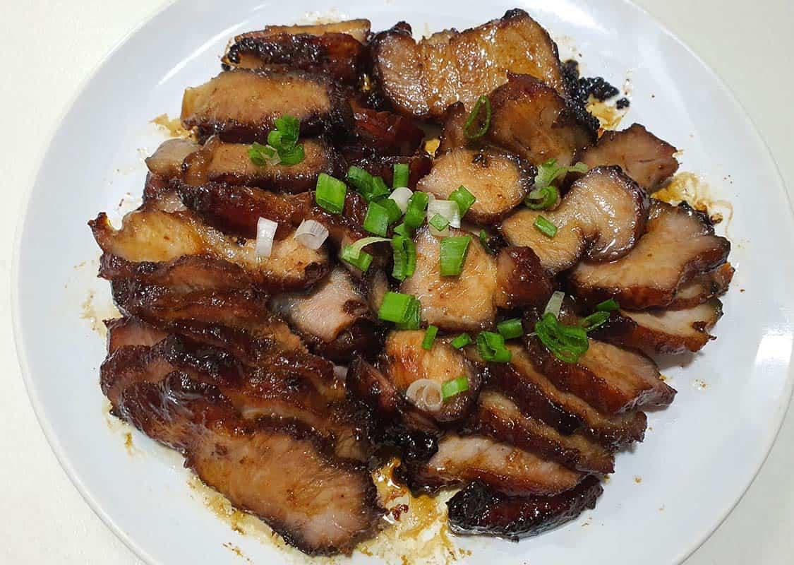 叉燒 做法 Barbecued pork