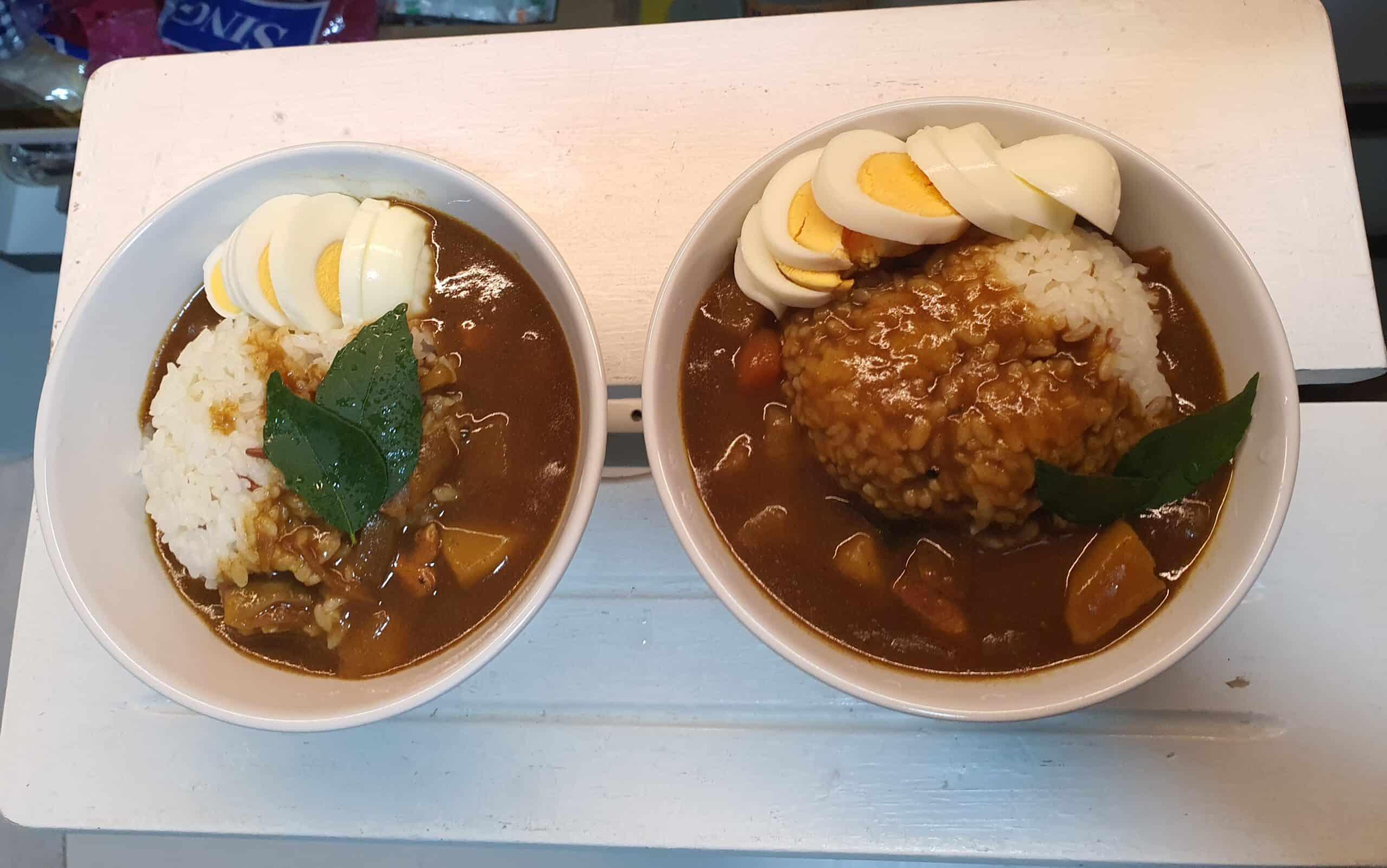 日本咖哩雞飯