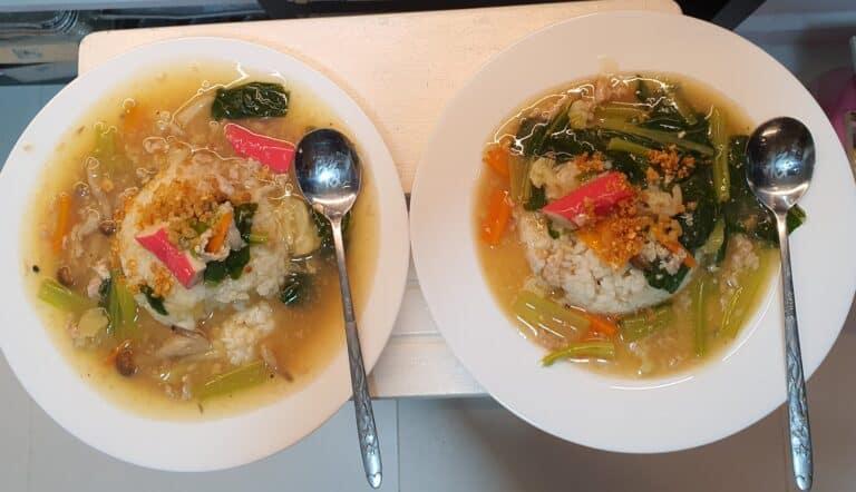 淋飯解決兩餐 簡簡單單又一天