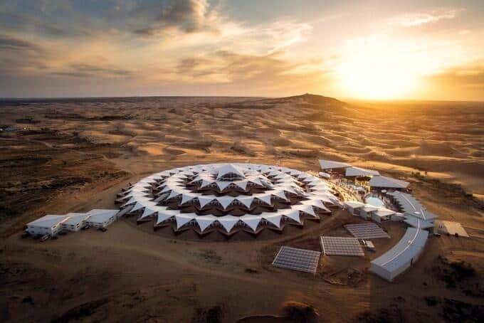 Xiangshawan Desert Lotus Resort